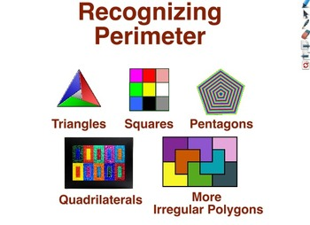 Finding Perimeter and Geometric Thinking: Adding Side Length