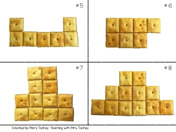 Finding Perimeter using Cheez-Its