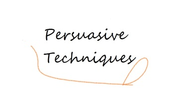 Finding Persuasive Techniques