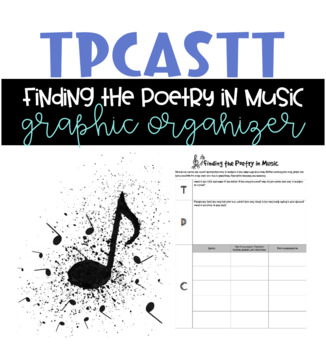 Finding Poetry in Music