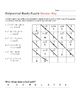 Finding Polynomial Roots Puzzle