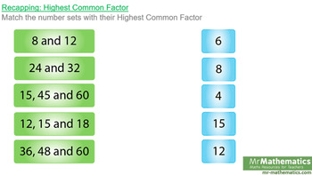 Finding Prime Numbers Grade 4 Math Lesson