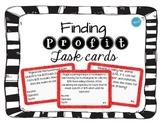 Finding Profit (task cards)