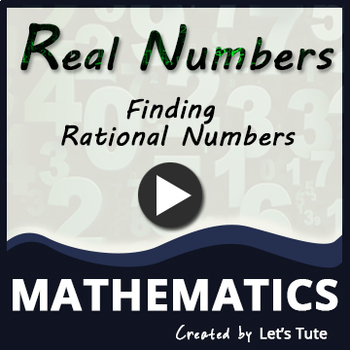 Finding Rational Number Between Two Fractions
