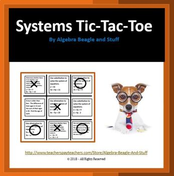 Systems Tic-Tac-Toe Sample