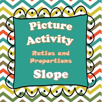Finding SLOPE Activity....Math + Creativity = AWESOME!!