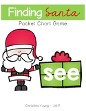 Finding Santa - Pocket Chart Game