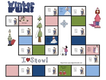 Finding Slope Board Game
