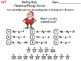 Finding Slope Christmas Math Activity: Message Decoder