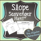 Finding Slope From Table, Graph, 2 Points {Slope Activity}