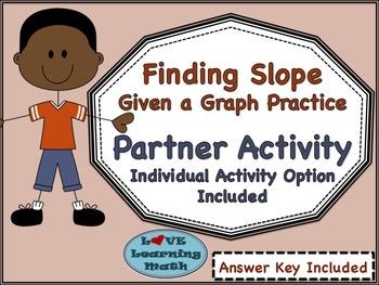 Finding Slope Partner Practice