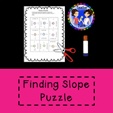 Finding Slope Puzzle