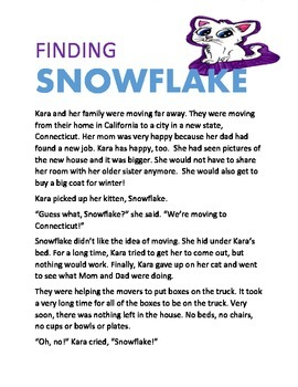 Finding Snowflake
