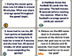 Finding Speed Task Cards - Common Core and STAAR aligned- 18 TASK CARDS