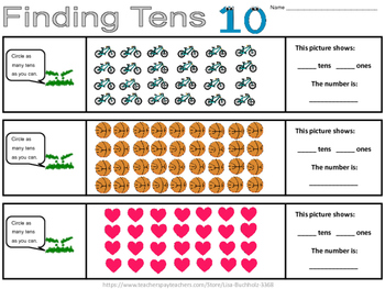 Finding Tens