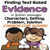 Finding Text-Based Evidence in Reading Passages {CC Aligned) PART 3