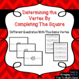 Finding The Vertex By Completing The Square: One Common Vertex