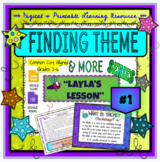 """Finding Theme Distance/Digital Learning Resource #1 :   """"L"""