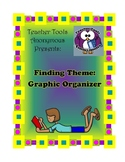 Finding Theme Graphic Organizer