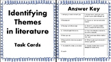 Finding Theme Task Cards
