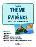 Finding Theme and Evidence with Music