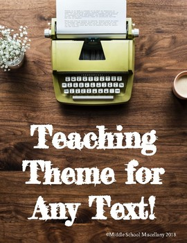 Finding Theme for Any Text!