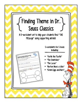 Finding Theme in Dr. Seuss Classics