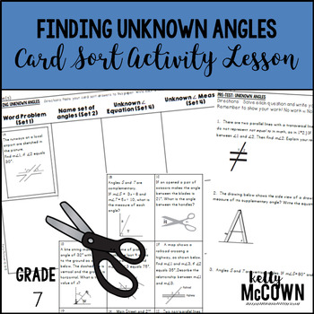 Finding Unknown Angles