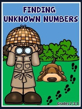 Addition and Subtraction 3-Digit Numbers - Finding the Unknown