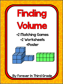 Volume With Cubes