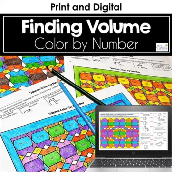 Finding Volume Color by Number