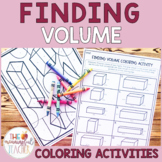 Finding Volume Coloring Activity