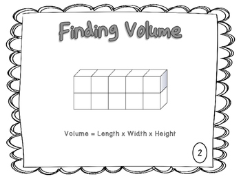 Finding Volume Hands-On