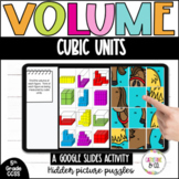 Finding Volume Using Cubic Units