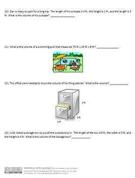 Finding Volume by Multiplying Lesson Plan