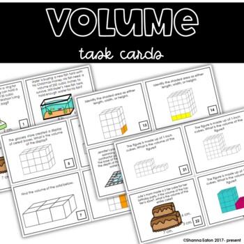 Finding Volume of Rectangular Prisms