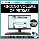 Finding Volume of Rectangular Prisms | Digital Math Task Cards