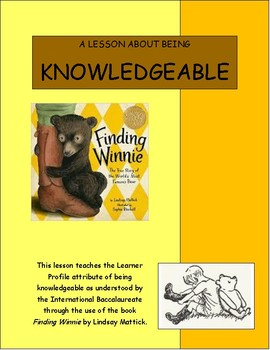 Finding Winnie: A Lesson on Being Knowledgeable