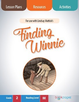 Finding Winnie Lesson Plans & Activities Package, Second Grade (CCSS)