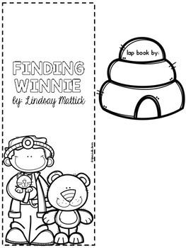 Finding Winnie Literature Lap Book