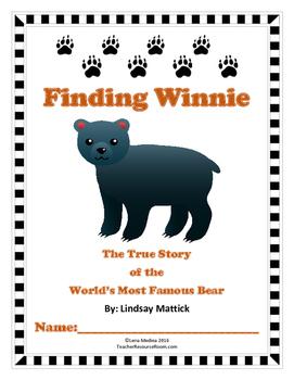 'Finding Winnie' Literature Unit by Lindsay Mattick