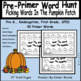 Finding Words In The Pumpkin Patch - Pre-Primer and Primer Bundle