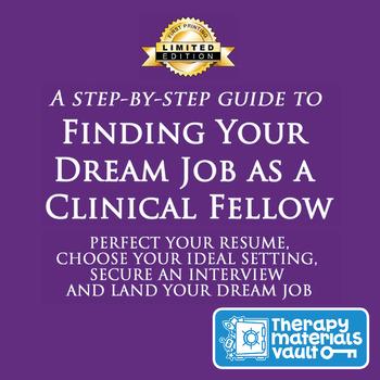 Finding Your Dream Job As A Clinical Fellow