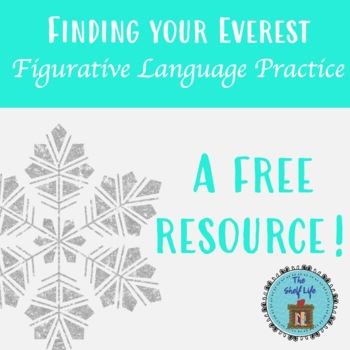 Finding Your Everest Figurative Language practice