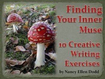 Finding Your Muse - 10 Creative Writing Exercises