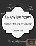 Finding Your Passion GRIT Hyperdoc