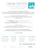 Finding Your Path After High School - Worksheet