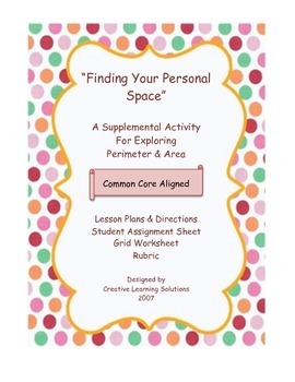 Finding Your Personal Space-Activity for Calculating Perim