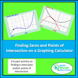 Finding Zeros and Points of Intersection on a Graphing Calculator