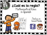 Finding a Rule - Spanish Version - Reglas de patrones numéricos